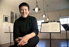 Pulitzer and GRAMMY Award winning composer, Jennifer Higdon