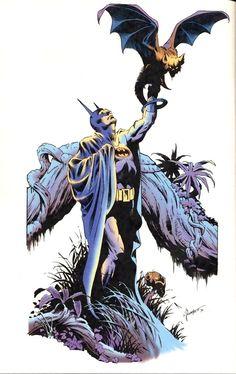 Batman - Sandy Plunkett