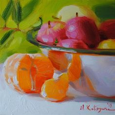 DPW  Original Fine Art Auction - We Are All Fruit - © Elena Katsyura