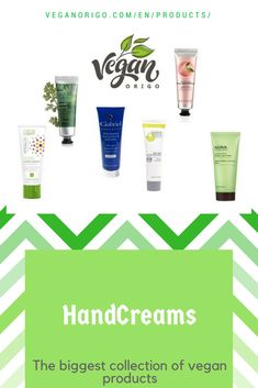 Vegan and cruelty free beauty and boday care products, hand creams