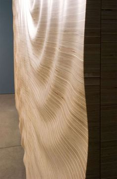 Read More About Lake Cabinet & Bed Plywood Art, Plywood Furniture, Furniture Design, French Furniture, Furniture Ads, 3d Panels, Cnc Wood, Parametric Design, Luminaire Design