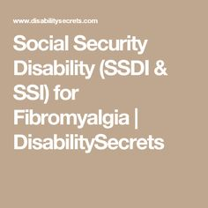 What Medical Conditions Qualify For Social Security Disability Or