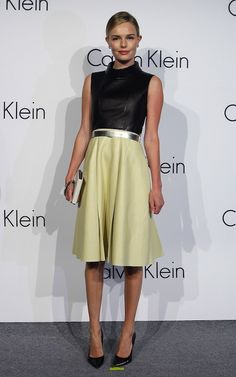 Kate Bosworth in Calvin Klein Collection Fall 2012 <3