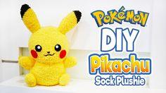 Pockemon sock toy