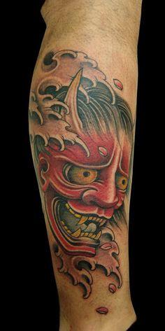 Ronny Lee | Urban Hell Tattoo · Estudio de tatuajes
