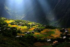 Sichuan berceau où se dresse le mont Emei, berceau du style kung fu traditionnel Pak Mei