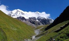 Kauri Pass, Near Auli, Uttarakhand. #Trekking