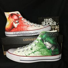 522e1668c16d 52 Desirable Music Band Themed Converse images in 2019
