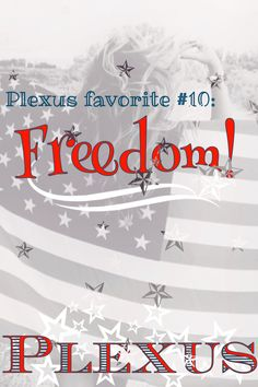 Plexus favorite #10! Freedom! Financial freedom! Health freedom! Both are amazing and both are changing my life in more ways than I can explain! #lifechanging #freedom #plexus #life #liveamazing #watchmeorjoinme #SAHM http://meghanrocksthepinkdrink.myplexusproducts.com/