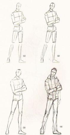 anatomi-model-karakalem-çizimleri-cc