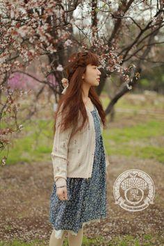 Mori, Mori Kei, Mori Fashion, Mori Style, Mori Girl,