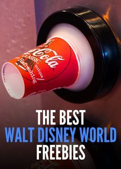 Best Free Things at Walt Disney World