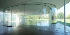SANAA . Glass Pavilion at the Toledo Museum of Art . Ohio (13)