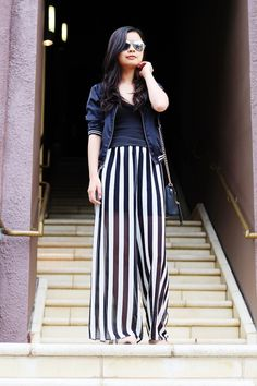 9b9d8599198 DIY Wide-leg Pants- A super easy tutorial with step-by-step
