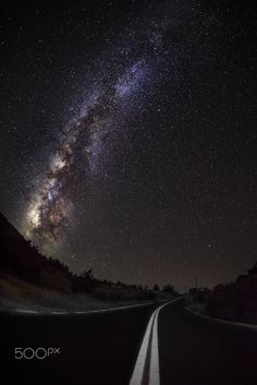 Road to the Milky Way - Milky way at Rhodes  Best view in black background    Hope to enjoy it