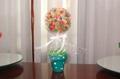 Las cosas de Criss: Tutorial: Arbol de caramelos