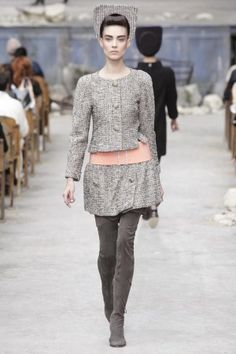 Chanel - Couture - Fall Winter 2013 - Paris