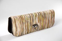 Ooroo Australia Ebony clutch featuring Merrepen Arts Yerrgi by artist Kieren (Karritpul) Mctaggart Textile Artists, Sunglasses Case, Australia, Bags, Accessories, Handbags, Bag, Totes, Hand Bags