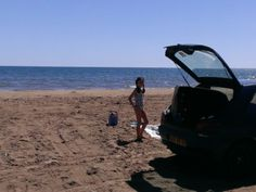 Gruissan-Plage drive on beach - the best days out!