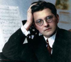 https://flic.kr/p/MsjzAX | Dmitri Shostakovich (25 September 1906 – 9 August 1975)