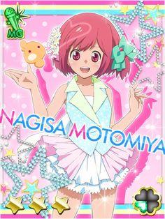 Nagisa Motomiya