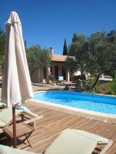 Pool - Ferienhaus A l'Abri du Temps in Frankreich, Provence-Alpes-Côte d'Azur, Var