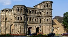 The Porta Nigra, or black gate, the ruins of Roman baths, an amphitheater just outside the center and a stone bridge over the Moselle River are examples of what this city has to offer. A wide variety Roman artifacts can be found at the Archaeological Museum. Trier Cathedral is a don't miss too.