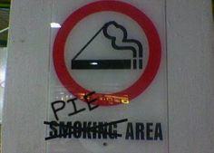 funny sign graffiti