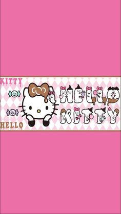 Pin By Glen On Hello Kitty Pinterest Hello Kitty Kitty And