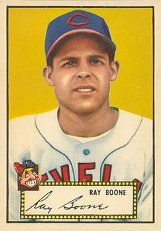 52 Topps Ray Boone