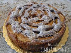 """Torta di Mele di Rosalba, dolci che """"sa di casa"""" e pomeriggi di merenda. Irresistibile per la sofficità e la crosticina croccante dello zucchero cosparso..."""