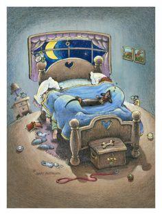 Bed Hog - describes Dallas pretty well :)
