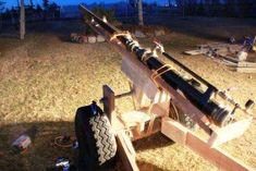 Because you never know when you'll need a Howitzer Potato Cannon...