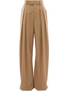 outfits i love Wide Leg Trousers, Trousers Women, Pants For Women, Trouser Pants, Trousers High Waisted, High Waist Pants, Grunge Outfits, Dressy Casual Wedding, Fashion Pants