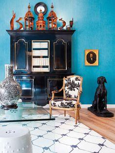 Casa Decor 2013: espacio decorado por Javier Castilla