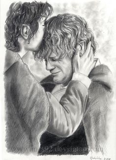 Last pages are for you Sam.. by Ines92.deviantart.com on @deviantART