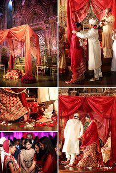 indian wedding!