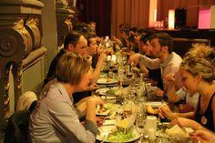 Accueil délégation nationale des PEPITE (s) (Pôles Etudiants Pour l'Innovation, le Transfert et l'Entrepreneuriat) à Lille les 3&4 avril 2014 #pepite #entrepreneuriatetudiant #COMUEllnf