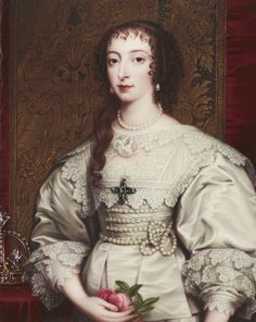 Henriette Marie of France (1609-1669)