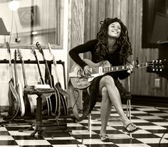 Before she released her debut album, 'Pushin' Against A Stone,' the Tennessee native had already performed on Later… with Jools Holland, sung a stunning duet with Eric Church at the ACM Awards..