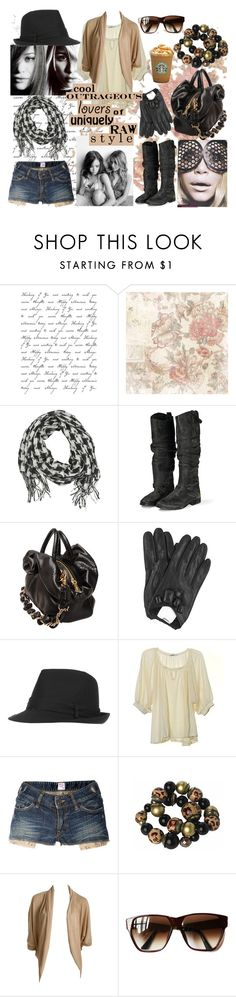 """Olsens style"" by karinadelfina ❤ liked on Polyvore featuring Laura Ashley, Olsen, LES SOEURS, Golden Goose, Corto Moltedo, 3.1 Phillip Lim, Humanoid, PRPS and Christian Dior"