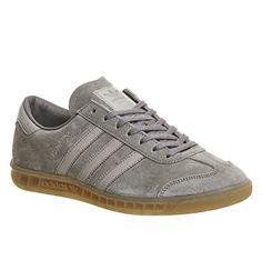 Adidas Hamburg Clear Granite - His trainers
