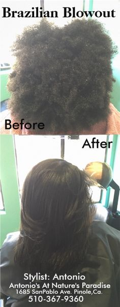 Brazilian Blowout is the ‪#‎answer‬ to a ‪#‎Summer‬ of ‪#‎FrizzFree‬ ‪#‎EffortlessHair‬ .Make An ‪#‎Appointment‬ today with Antonio at Antonio's at Nature's Paradise Day Spa & Salon,And Have 12 weeks of ‪#‎straight‬, ‪#‎shinny‬,‪#‎healthy‬ ‪#‎Hair‬ ,While ‪#‎protecting‬ it during your ‪#‎SummerActivities‬.‪#‎Graduation‬ ‪#‎WorkingOut‬ ‪#‎GettingWet‬ ‪#‎HavingFun‬.Give Us A Call ,and Let Us ‪#‎ChangeYouSummer‬!!! ‪#‎GraduationGiftIdea‬ ‪#‎GraduationGift‬