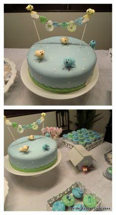 Pan de Azúcar Cupcakes Madrid - Tartas, cupcakes y galletas de diseño: Mi Baby Shower