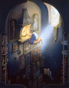 """""""Les Livres"""", Claude Verlinde"""