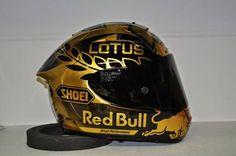 "Shoei X-Spirit II M.Màrquez ""World Champion MotoGP 2014"" by Drudi Performance & DiD Design"