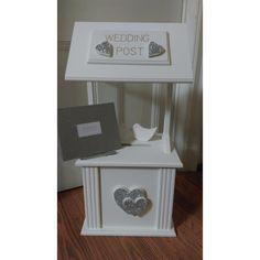 Wedding Post Wishing Well