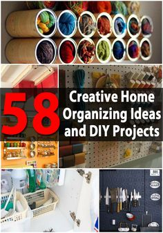 Top 58 Most Creative Home-Organizing Ideas and DIY Projects- Magnetic Makeup Holder
