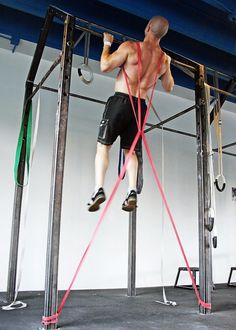 How to add resistance without weights    => http://www.fitbuzzpullupsprogram.com/pull-up-workout