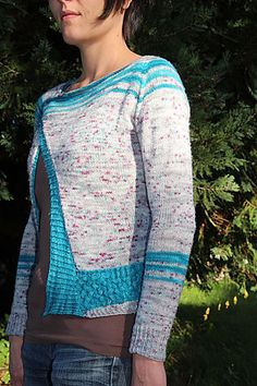 Ravelry: Blue lagoon pattern by Emma Grivelli